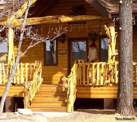 Log Cabin by SeductiveByatch
