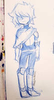 Kris sketch by shadowrichu