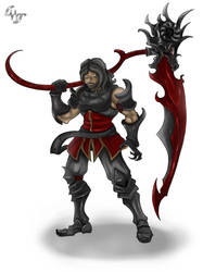 Azrael by Dragerdeifrit