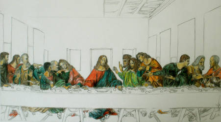 The Last Supper-WIP by Mulan209