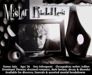 RidDLES Deviant ID by misteriddles