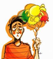 Sad Mime by 9emiliecharlie9