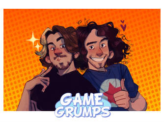Game Grumps! by 9emiliecharlie9
