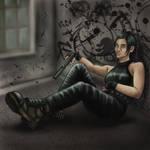 Lydia Snowe by garney