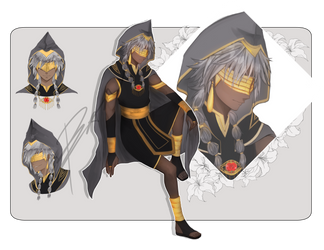 [CLOSED] Male Oracle Inspired Adopt by BishieSan