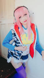 Super Sonico by YukoUzumaki