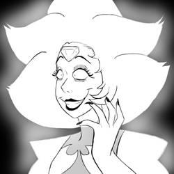 White Diamond by DrawMeAPonyNamedBob