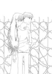 Vampire Kiss by AcidBurnL9