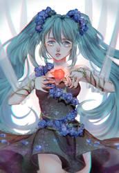Pranoia_Hatsune Miku by Miu0813
