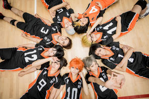 Haikyu!! by keitiluk