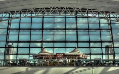 At The Airport by purplekyloe