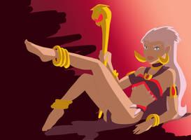 Queen La by lilbriko