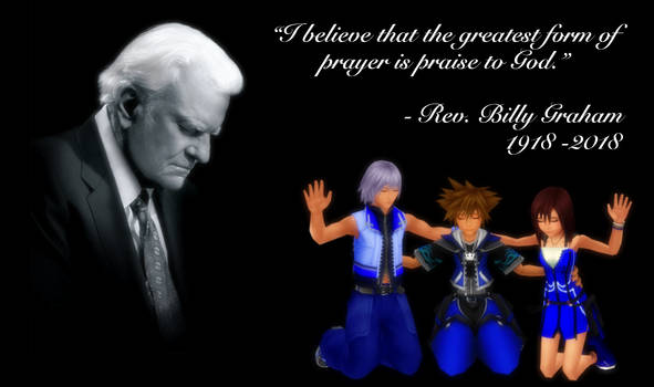 KH Trio - Tribute to Rev. Billy Graham by rev-rizeup