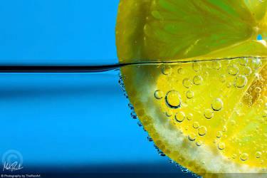 Water Lemon by TheRenART