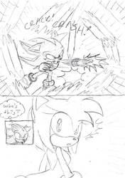 Shadow The Hedgehog 003 by 0Carkki0