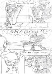Shadow The Hedgehog 026 by 0Carkki0