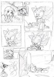 Shadow The Hedgehog 028 by 0Carkki0