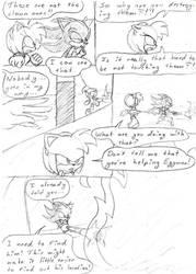 Shadow The Hedgehog 038 by 0Carkki0