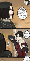 How take revenge of Ezio by Kurosaki-Karin