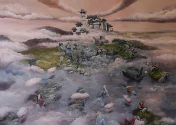 Xiyouji The very Begining by Kaikaikiki