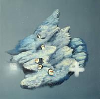 Penguins by Kaikaikiki