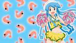 Ika wallpaper by fluttershy7