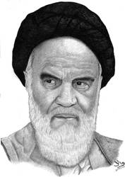 Al Imam  Al Khomeini by Al-Muhajir