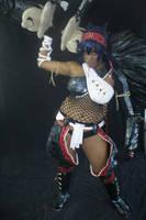 Nargacuga Armor Cosplay by MYoshira