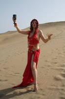 Desert priestess 1 by Gloria-T-DaudenStock