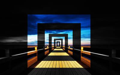 Bridge by JonFArnold
