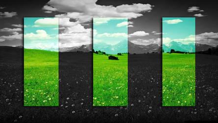 Countryside by JonFArnold