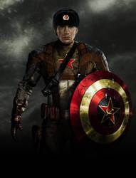 Captain Russia by JonFArnold