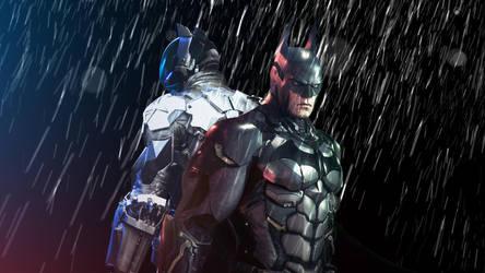 Batman - Arkham Knight by JonFArnold