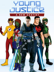 Young Justice: A New Destiny by JonFArnold