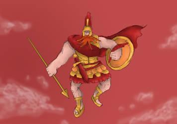 God Of War by renato8881