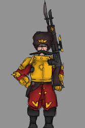 Vostroyan Firstborn by renato8881
