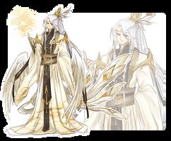 Auction : White Phoenix  [CLOSE] by Popza10CM