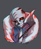 Horror Sans by Popza10CM