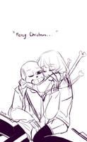 Mercy Christmas by Popza10CM