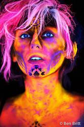 Self, Acid Serpent I by TashKouri