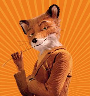 Mr. Fox by Spongecat1
