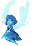 Lapis Lazuli (Pearl Redraw) by HageIcons