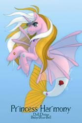 Princess Harmony (Merpony) by IanTheHedgefox