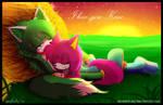 Commission: Keno and Aylon by Sayamiyazaki