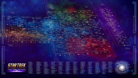 Star Trek ONLINE Iconian War map by MOMOpJonny