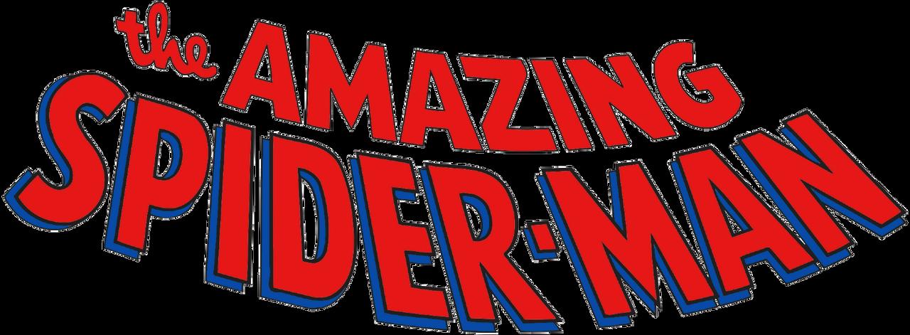 amazing spiderman title by momopjonny on deviantart