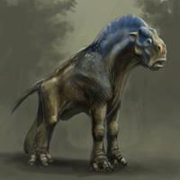 Creature Concept by RachelDeMay