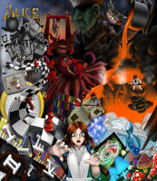 American McGee's Alice by Kuragarikurasu