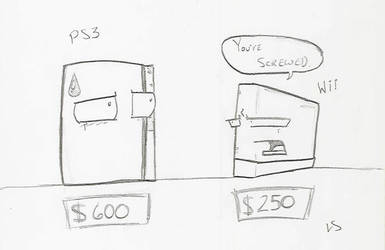 Wii and PS3 by Shadow-LS