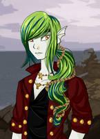 Kole Shellycoat by GreenTeaDeer